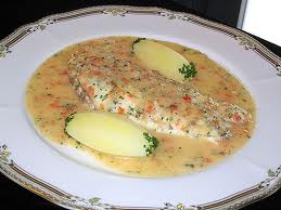 French Style Fillet of Sole